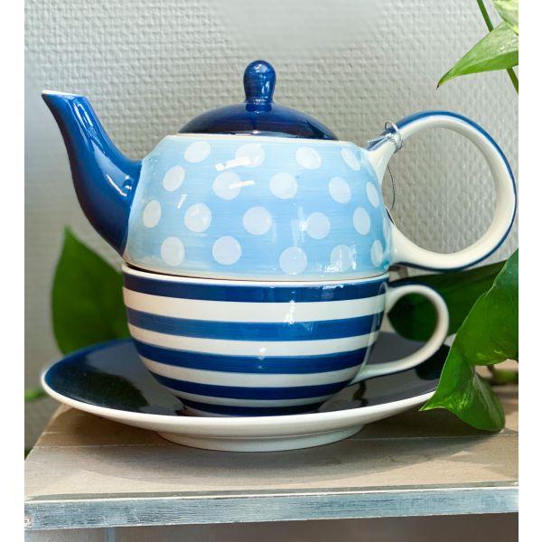 Oke Tea for one