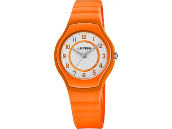Calypso barneur 5 atm, oransje
