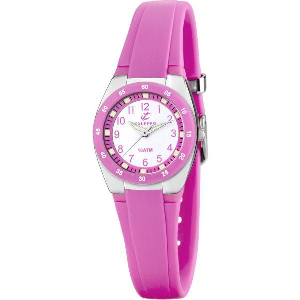 Calypso barneur 100m rosa/rosa transp. rem