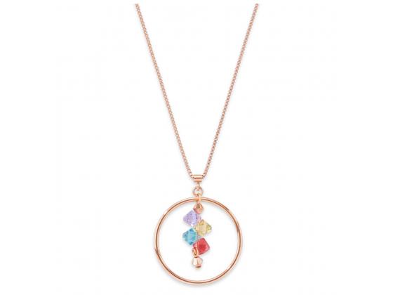Multicolor Pastel Necklace