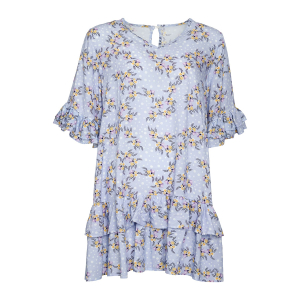 Rikka Dress Skyblue