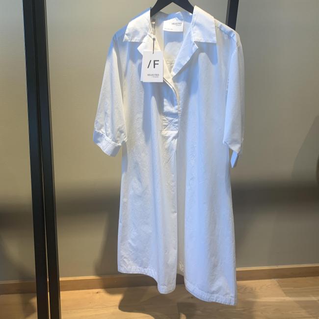 Amber Shirt Dress