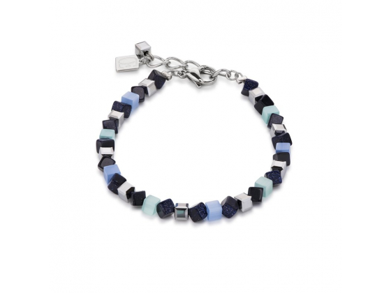 Mini Blue/Black Bracelet