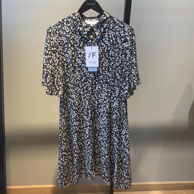 Uma Short Shirt Dress