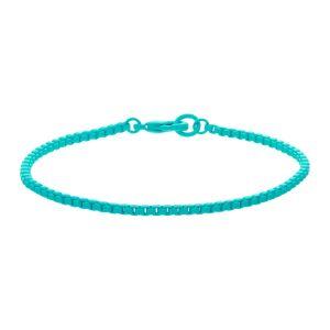 PLASTALINA BRACELET - MYKONOS BLUE