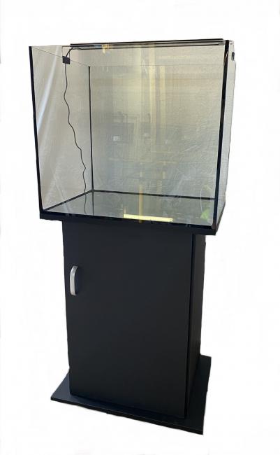 130Liter Akvarium med ledlys - uten møbel