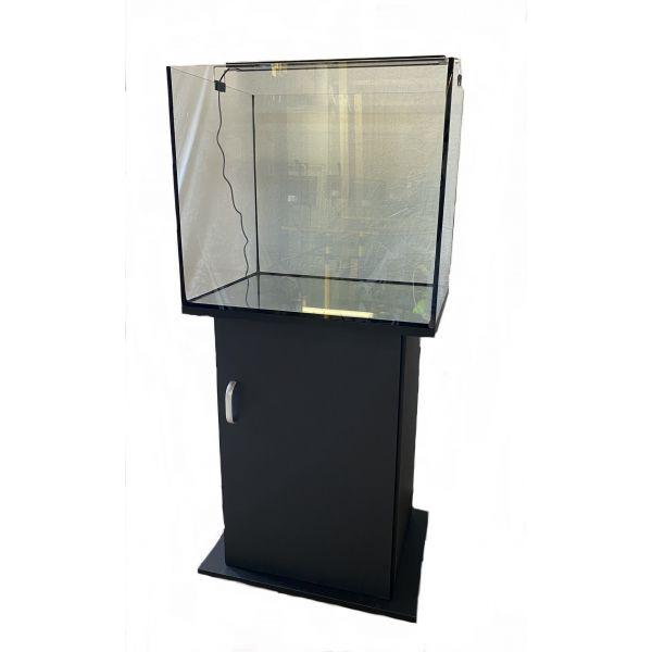 190Liter Akvarium med møbel og ledlys