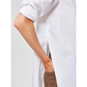 Ori Side Zip Shirt