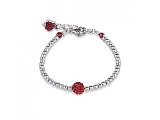 Glitter Beaded Bracelet