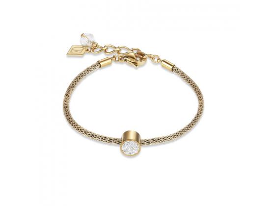 Glitter Gold Bracelet