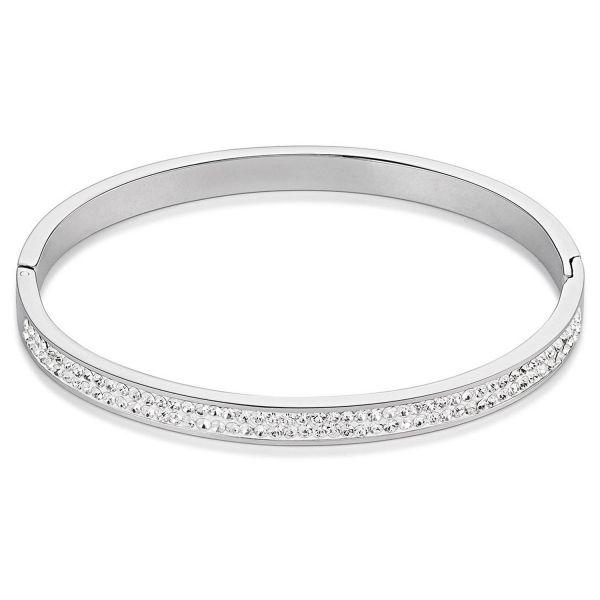 White Glitter Bracelet