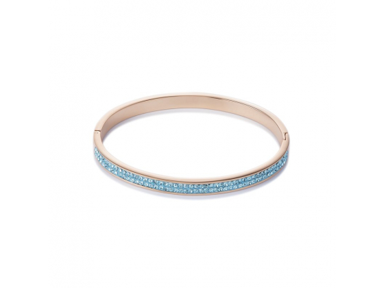 Bronze Glitter Bracelet