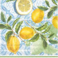 """""""Citrus Limon"""" lunsjerviett"""