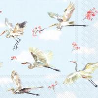 """Spring Flight"" lunsjserviett"