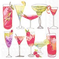 """""""Sweet Cocktail"""" cocktailserviett"""