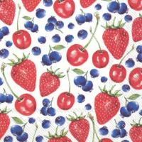 """""""Little Lovely Berries"""" kaffeserviett"""