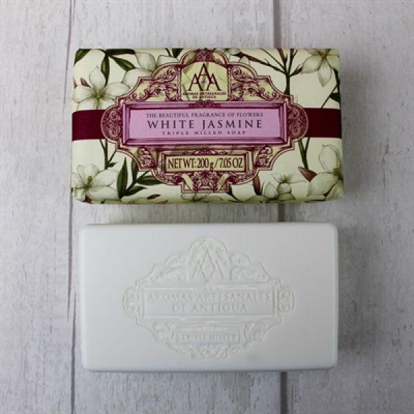 Såpestykke White jasmine