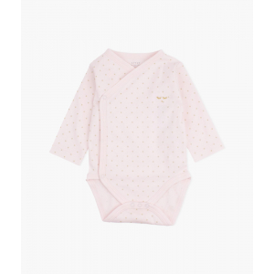 LIVLY - SATURDAY CROSSED BODY PINK/GOLD DOTS