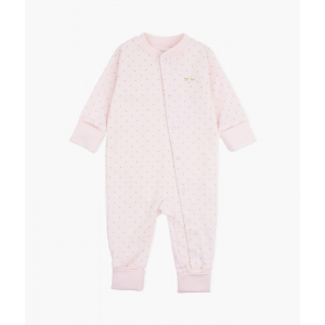 LIVLY - SATURDAY OVERALL PINK/GOLD DOTS