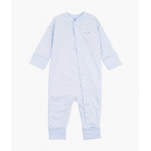 LIVLY - SATURDAY OVERALL BLUE/SILVER DOTS