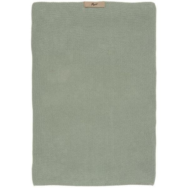 Håndkle Mynte støvgrønn