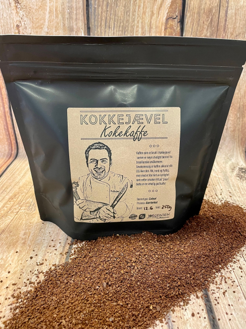 Kokkejævelkaffe KOKMALT