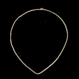 GOLD NECKLACE 50 CM