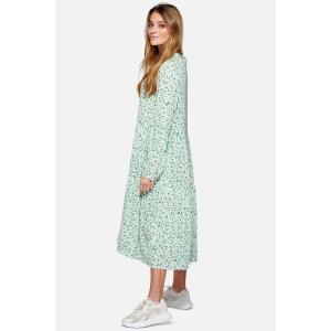 Lipe kjole grønn