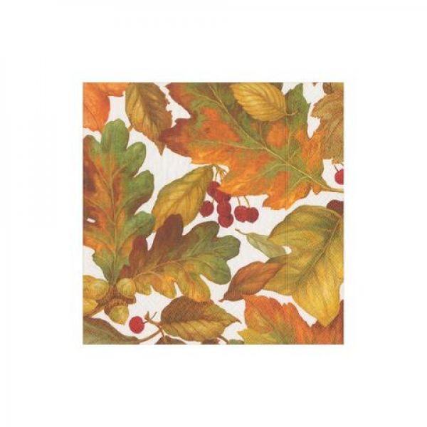 Serviett Autumn Leaves 2