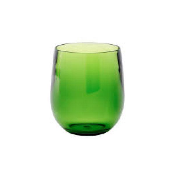 Akryl drikkeglass