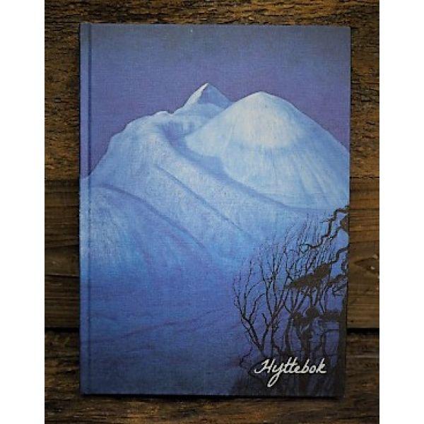 "Hyttebok ""Vinternatt i Rondane"""