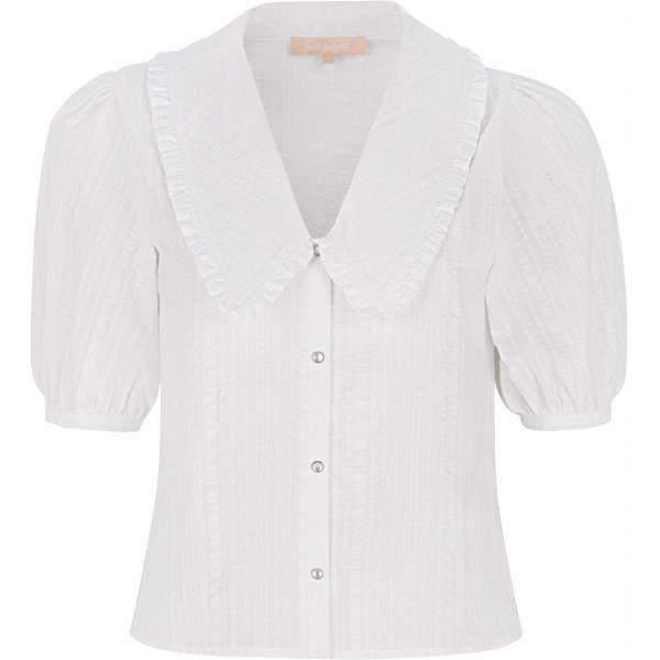 Dana bluse hvit