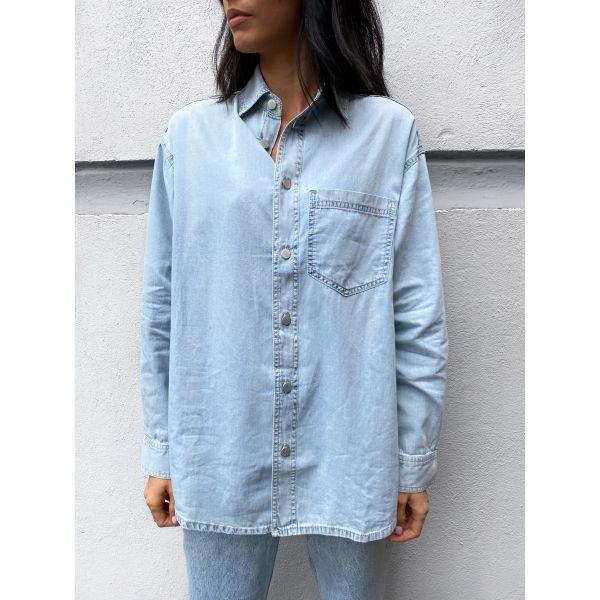 Tye Shirt - Vintage Blue