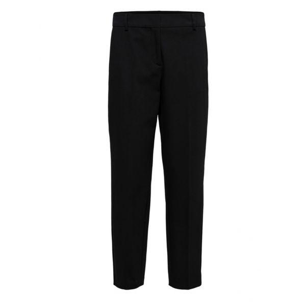 Fria Cropped Pant - Black