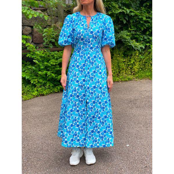 Fiona Dress - Light Blue