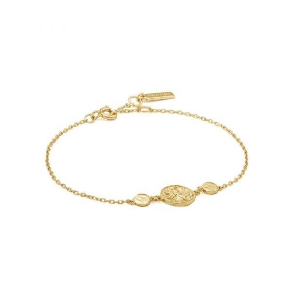 Gold Nika Bracelet