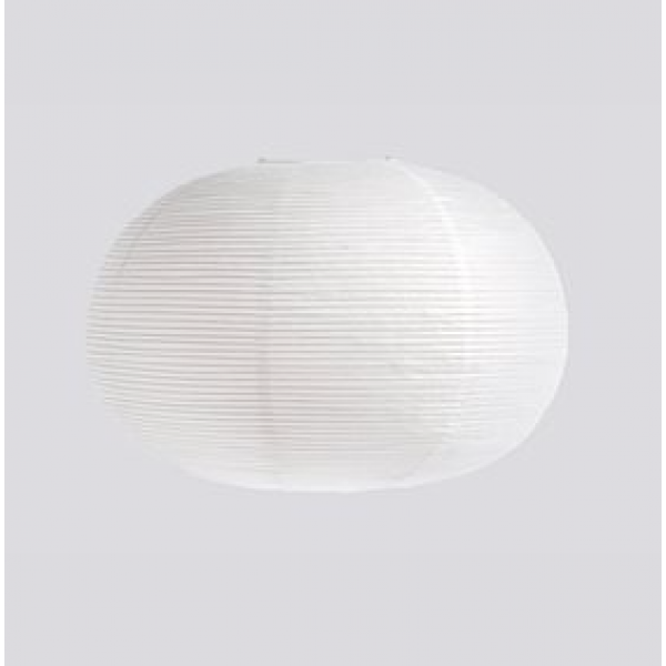 Rice Paper Shade Ellipse
