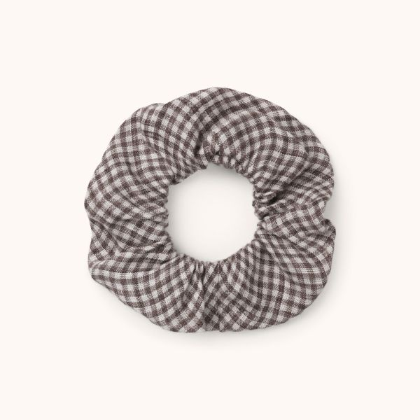 LALABY - SCRUNCHIE MINI CHECK