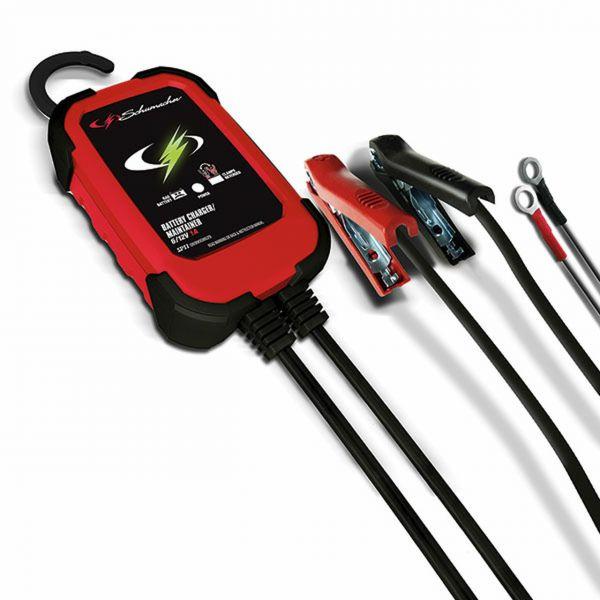 Schumacher 1 Amp 6/12 Volt Battery Charger