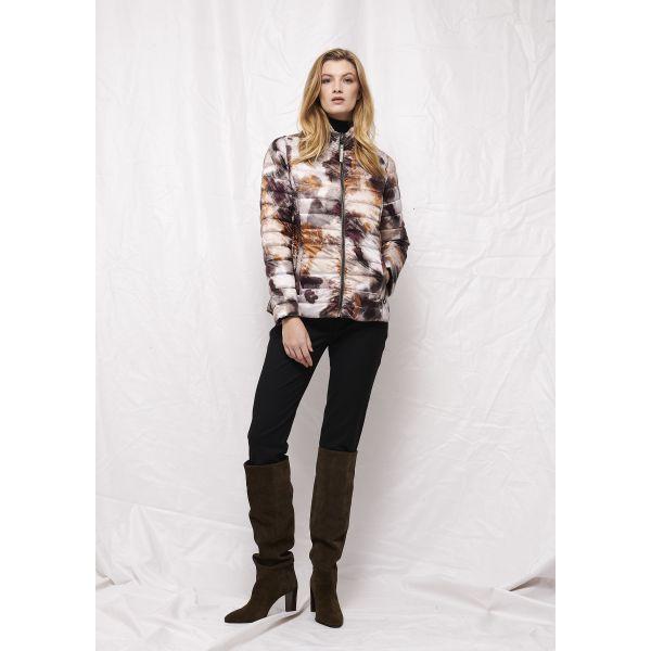 Frandsen multi/kitt vendbar jakke 326-588-2815