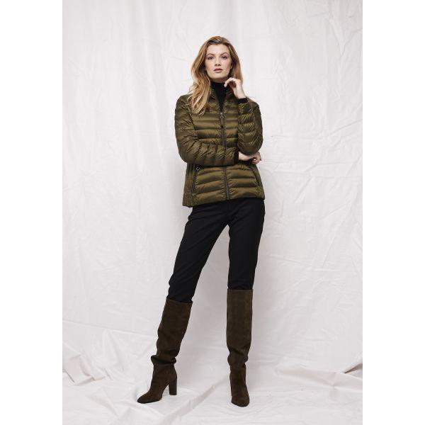 Frandsen oliven jakke 328-588-88