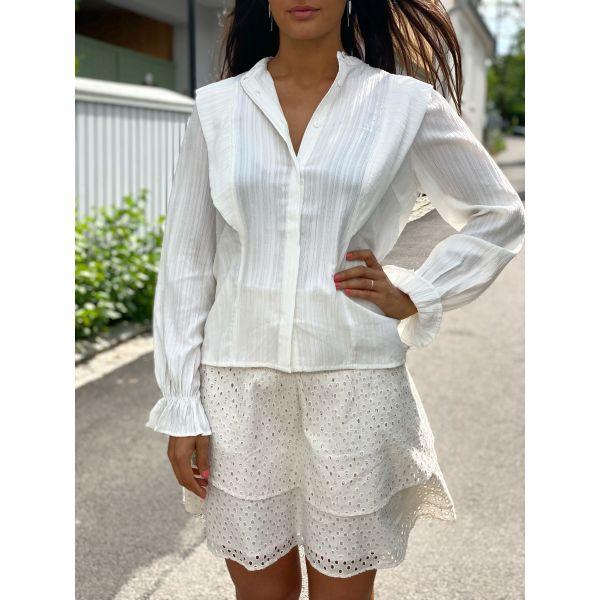 Chally Shirt - Star White