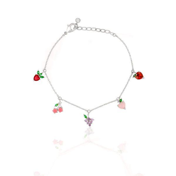 Fruit Basket Bracelet