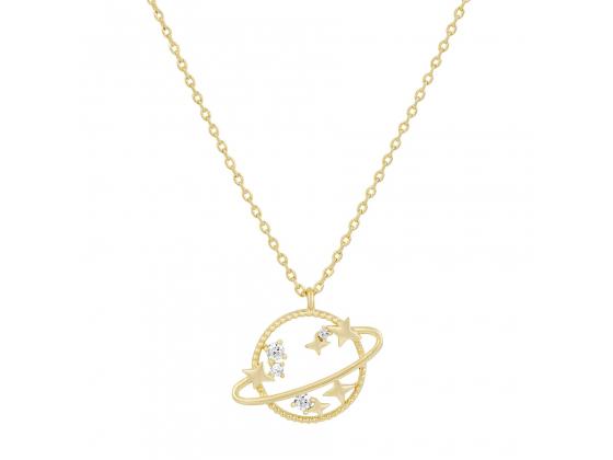 Saturn - Halskjede