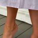 Flutterfly Anklet