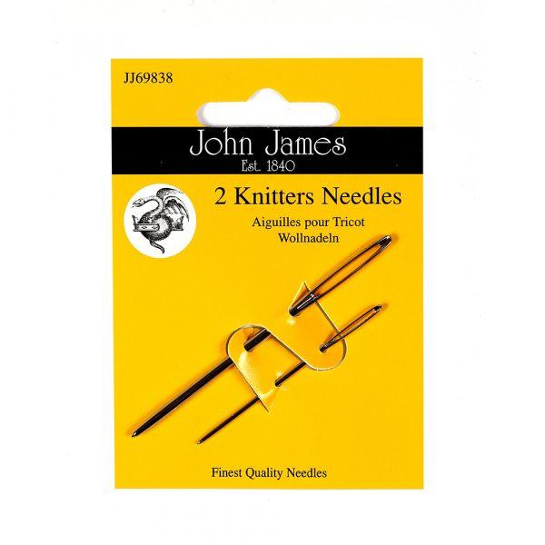 J.James - Knitters Needles 14/18