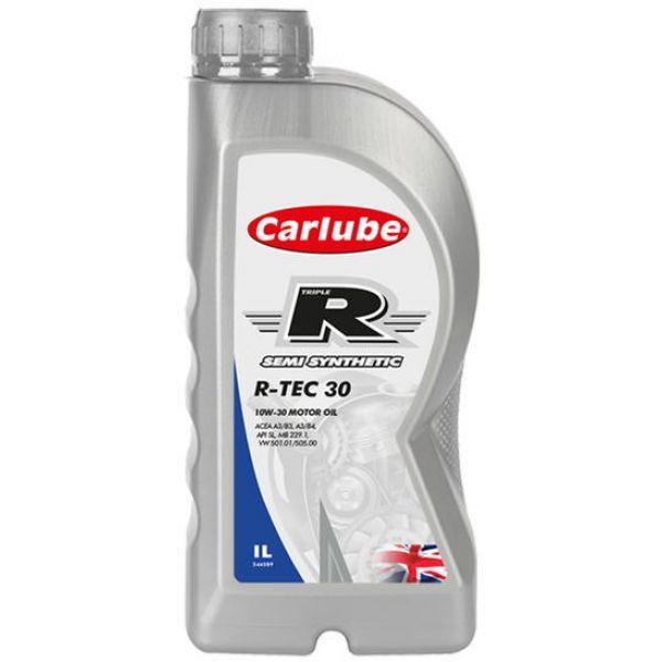 Carlube 10w30, R-TEC30, 1L