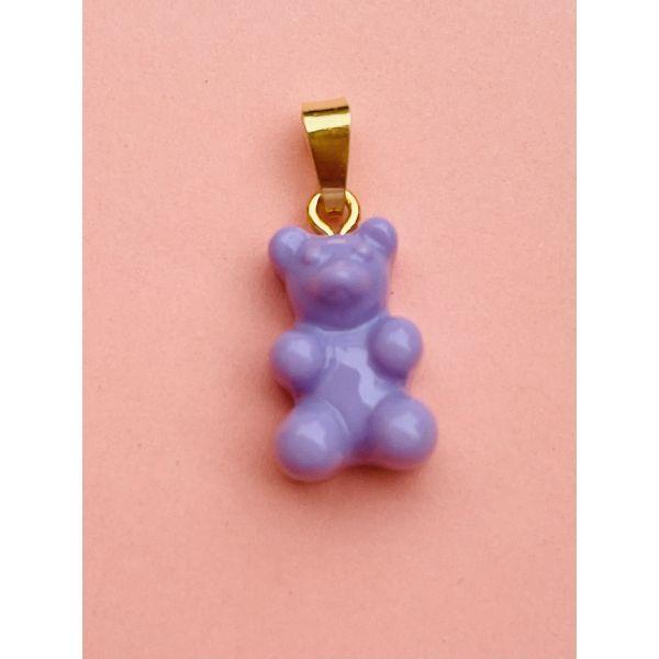 Yummy Bear Anheng - Purple Opal