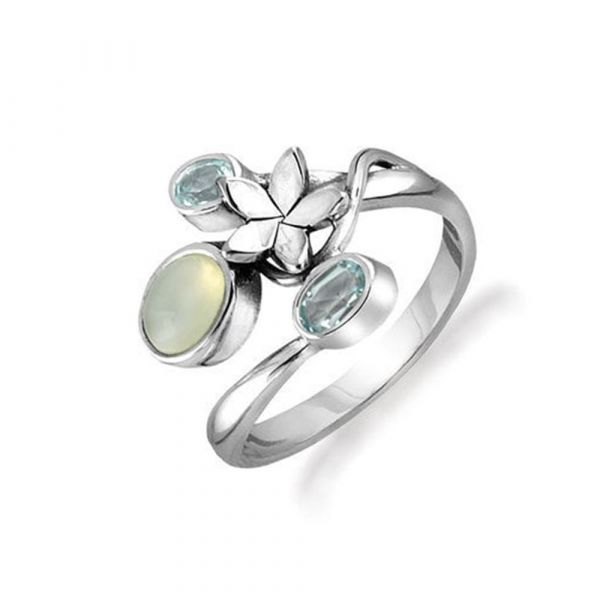 Silver Mist - Ring