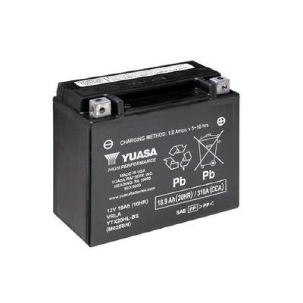 Yuasa Battery AGM. YTX20HL-BS